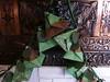 Chocolate Mint Advent Garland