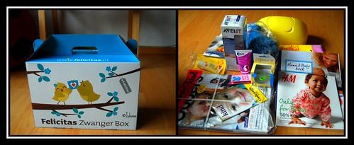 Pregnancy's gift box
