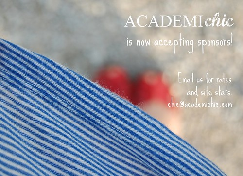 Academichic Sponsorship version 2