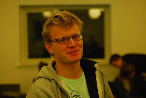 Valgfag - Poetry Slam - Januar hos jeppe 2011-01-21 008