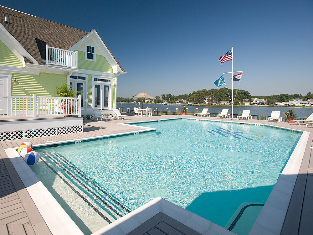 Sunset Harbour Clubhouse Pool