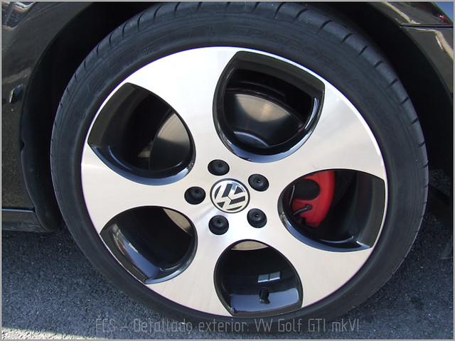 Detallado exterior VW GOLF GTI mkVI-04
