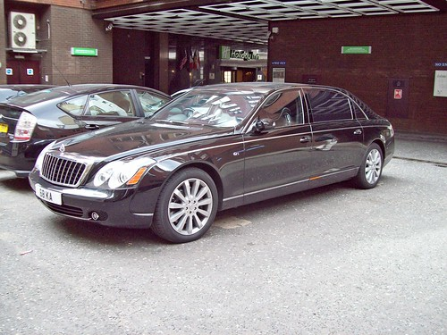 214 Maybach 62S (2002-on)