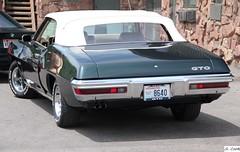 '70 GTO (stevencook) Tags: convertible jackson pontiac gto 1970 wyoming jacksonhole musclecar ragtop 2010 wy jh stevencook scook 400cid silvercarauctions stevencookrealty