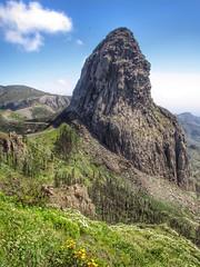 Roque de Agando (Kri1978) Tags: la mare canarias viaggi islas crociera vacanze msc gomera canarie isole armonia