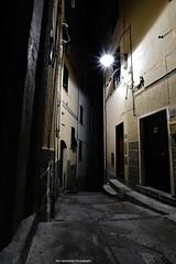 heading towards the light (Rex Montalban Photography) Tags: rexmontalbanphotography cinqueterre italy manarola liguria night