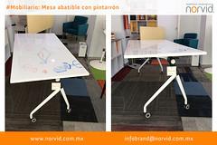 norvid abatible (Norvid Mobiliario Corporativo) Tags: arquitectura arquitecto ergonomia escritorios escritorio diseño diseno abatible pintarron interiorismo interiorista oficinas office oficina muebles mueble mobiliario moderno mesa