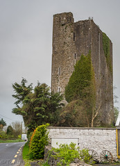 Roadside Tower. (Tony Brierton) Tags: 15415 castle coclare house norman tower