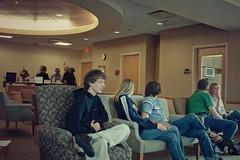 I.C.U. Waiting Lobby 2