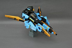 "VicViper ""O`dracir"" (Chiefrocker9000) Tags: fighter lego space slug viper vv glug moc starfighter vicviper novvember swisslug"