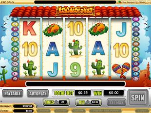 La Cucaracha slot game online review