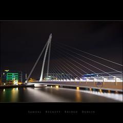 Samuel Beckett Bridge, Dublin (Tony Murphy) Tags: