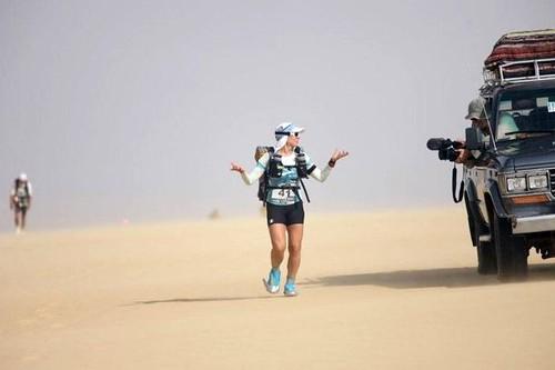 Sahara Race (250 Km) Nahila Hernandez