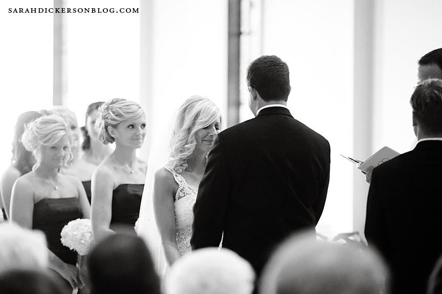 Kansas City wedding photography Sacred Heart Catholic Church