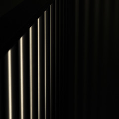 Rhythm 7 (w.eras) Tags: light abstract lines dark shadows time shade rhythm d90 dsc8794