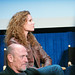 Corbin Bernsen & Robyn Lively Psych & Twin Peaks Paley Panel 10
