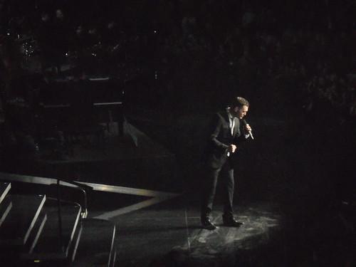 Michael Bublé Concert 2010