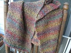 "EASY Crochet Prayer Shawl - My ""JMSQ"" Qunique Patterns"