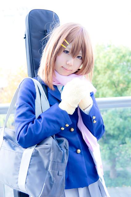 2010-11-28(日) コスプレ博inTFT お名前:雲英さくらさん 作品名:けいおん! キャラ:平沢唯 00379.jpg