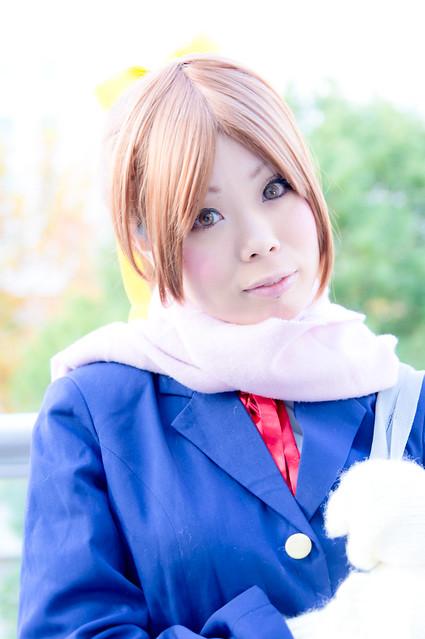 2010-11-28(日) コスプレ博inTFT お名前:しあさん 作品名:けいおん! キャラ:平沢憂 00433.jpg
