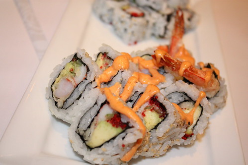 maki at Prince Sushi