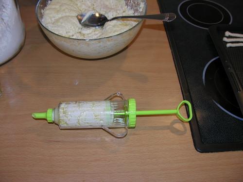 Betöltve a tészta