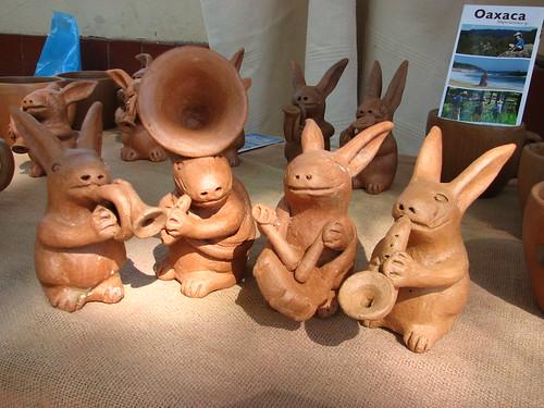 Año del Conejo, 2011 (Conejos Musicales Ayuuk @ Oaxaca)