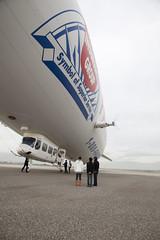 Boarding (mrjoro) Tags: california lenstagged unitedstatesofamerica zeppelin airship gondola boarding eureka offsite dirigible moffettfield starred canonef24105f4l zeppelinnt airshipventures notablimp canon5dmarkii letsgorideadirigible