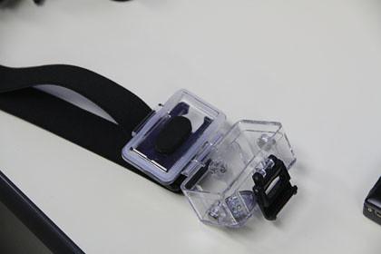 Logitec スポーツSDカメラ 防水ケース