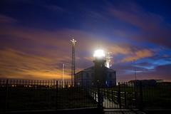 Faro de Peñas (tanosoft) Tags: longexposure lighthouse faro cabo cabopeñas manfrotto farodepeñas