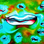 "luscious lips <a style=""margin-left:10px; font-size:0.8em;"" href=""http://www.flickr.com/photos/30723037@N05/5242235765/"" target=""_blank"">@flickr</a>"