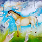"hands and horses <a style=""margin-left:10px; font-size:0.8em;"" href=""http://www.flickr.com/photos/30723037@N05/5242864258/"" target=""_blank"">@flickr</a>"