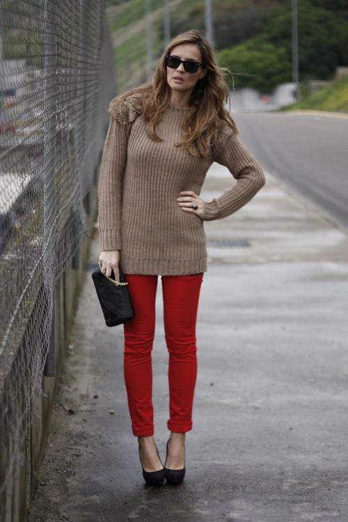 rojo+camel