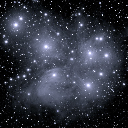 M45 - The Seven Sisters