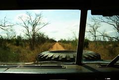 Gonarezhou (Graeme Warren) Tags: zimbabwe southernafrica offroad nikonf3 nikkor nikon landy landroverseriesiii landie landrover f3 canoscan8800f aroad africa 4x4 4wd 50asa 50mm 50mmf12ais gonarezhou chiredzi masvingo dirttrack