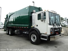 Future Waste Pro Mack MRU / New Way REL (FormerWMDriver) Tags: new trash truck way garbage rear collection rubbish end waste refuse loader load mack rl sanitation rel mru wastepro rearloader rearload wasteprousa