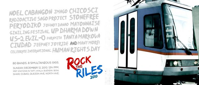 rock the riles