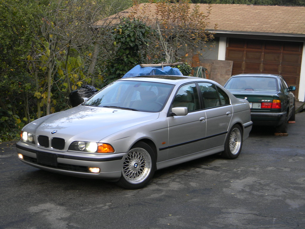 2000 bmw e39 528i, sport package 5 speed manual bay area
