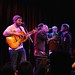 Dustin Kensrue, Matt Pryor, Chris Conley and Anthony Raneri (Music Hall of Williamsburg - December 11, 2010)-6