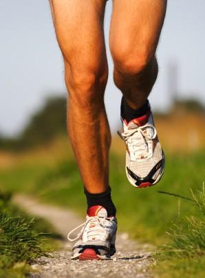 Running Legs Shins