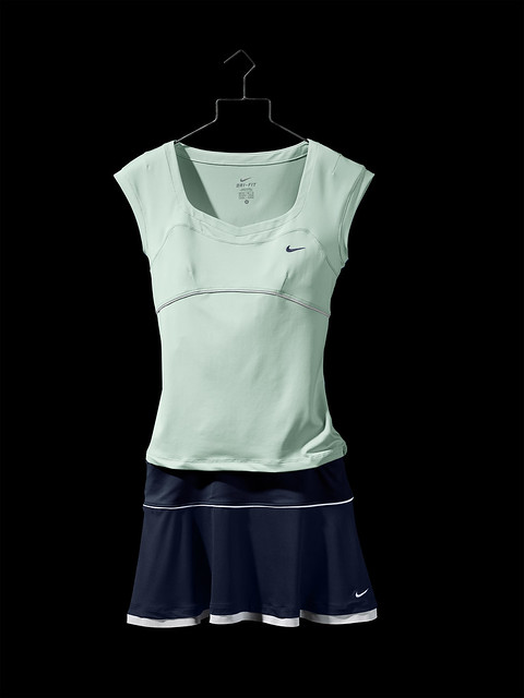 2011 Australian Open: Li Na Nike outfit