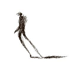 sketch No. 319 (Valdas M.) Tags: old blackandwhite sketch blackwhite noiretblanc silhouettes characters blancinegre enblancoynegro inbiancoenero sortoghvid svartochvitt svartoghvitt peopleshadow juodairbalta ernabl mustajavalge beltzaetazuria