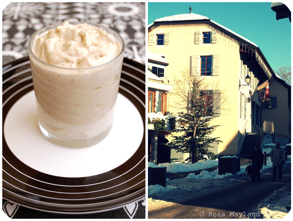 Eggnog Mousse Picnik collage 2 bis