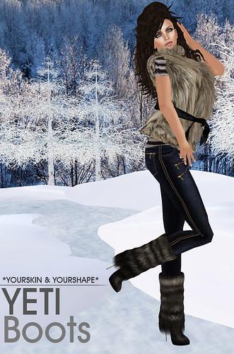 YS&YS Yeti Boots