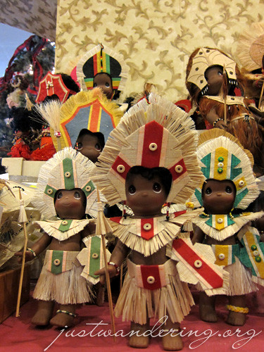 Precious Moments Festival Dolls