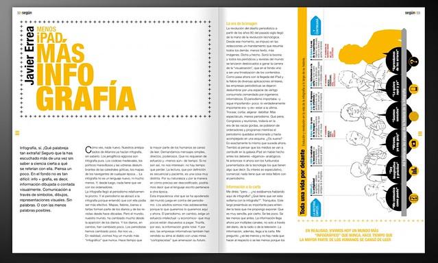 Artículo de Javier Errea en la revista Comunicas?