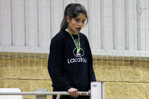 Voleibol Iniciadas Femininas: Vitória 3-0 Esmoriz