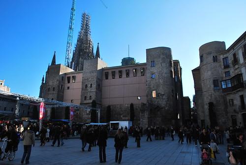La Cathédrale - Barcelone