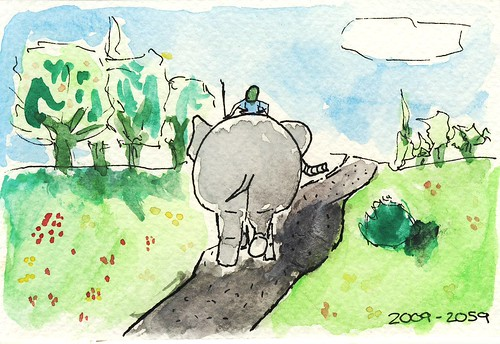 The Elephant and the Rider