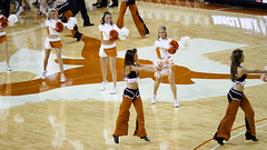 To the right (Moogul) Tags: basketball austin ut texas horns longhorns flip 7d f2 cheerleader ncaa 135mm hookem texaslonghorns 135l pomsquad frankerwin ncaabasketball utcheerleader canoneos7d texascheerleader